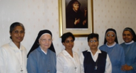 Mother General &Team